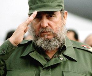 Resultado de imagen de foto de Fidel