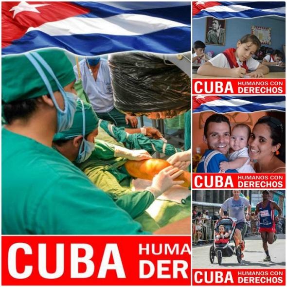 Resultado de imagen para Derechos humanos en Cuba